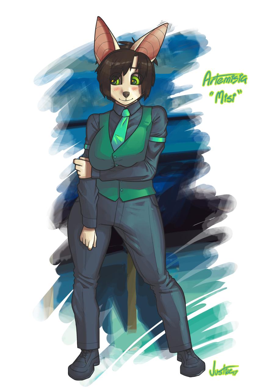 New Char~ :3 Meet Artemisia