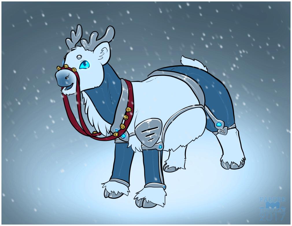 #ReindeerGames