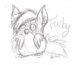 Cutie Furby