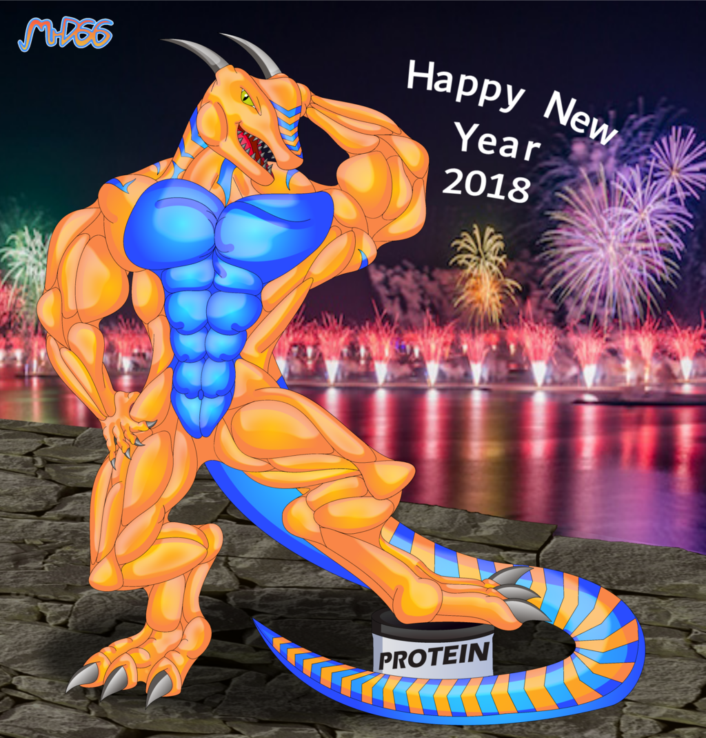Most recent image: Happy New Year 2018