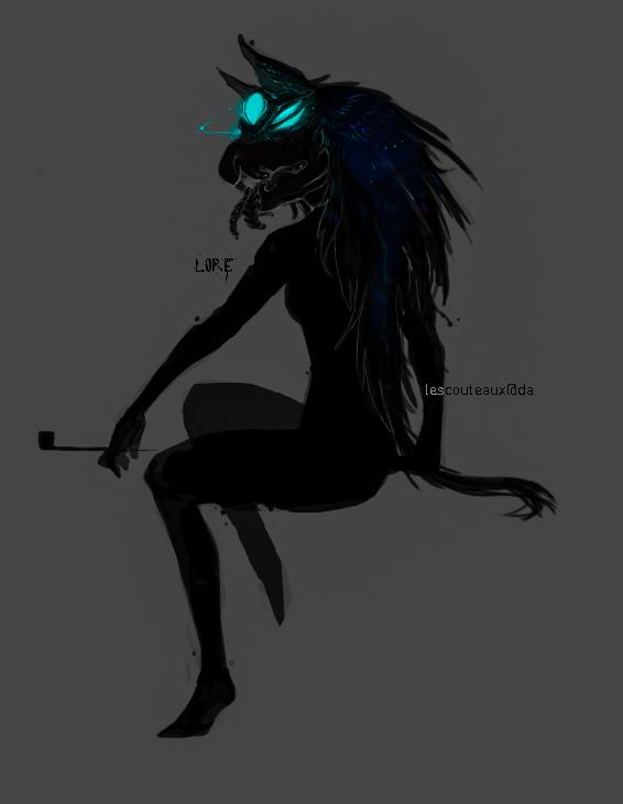 Featured image: Lore IN Fukuro mask
