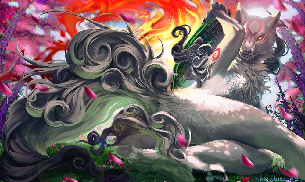 Spring Amaterasu