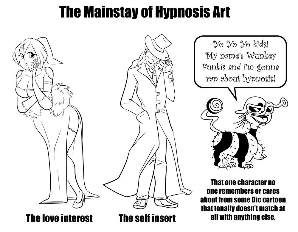Mainstay of Hypnosis Art