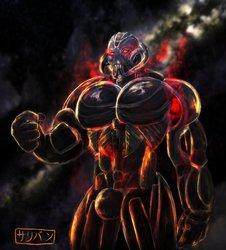 Ultron by Inushishigami