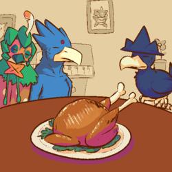 Daily Golduck #056 (Thanksgiving)