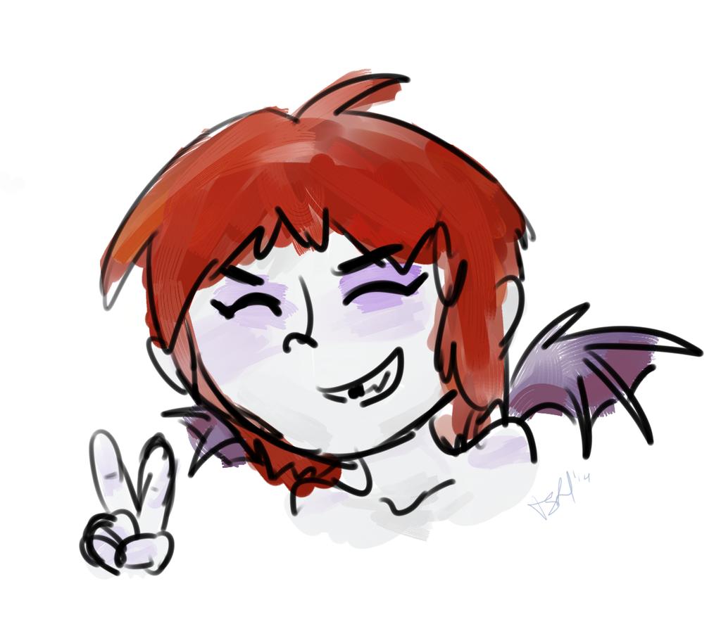 babby demon