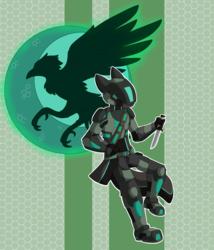 Neon Raven Code Name Talon