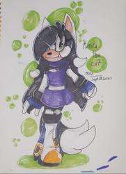 Krista the cat