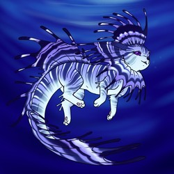 Personal: Lion Vaporeon