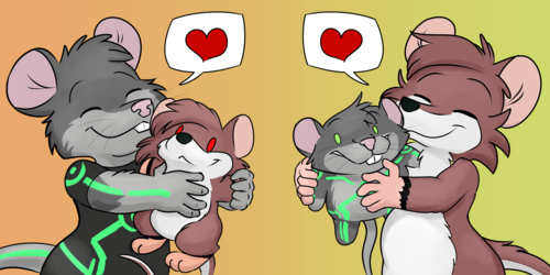 Valentines icons (by Jonas)