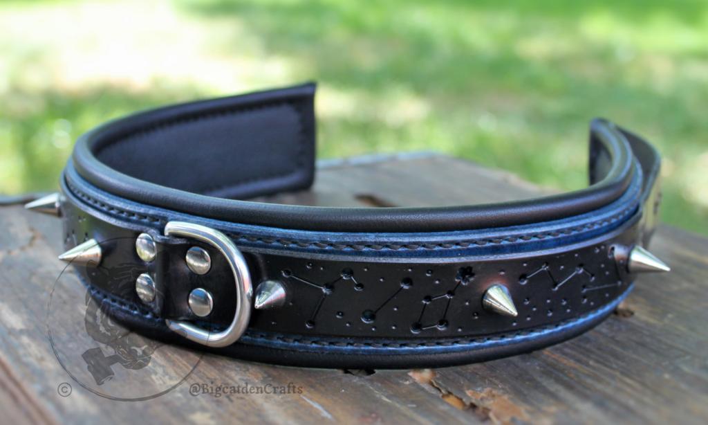Starlightweasel's Constellation Collar