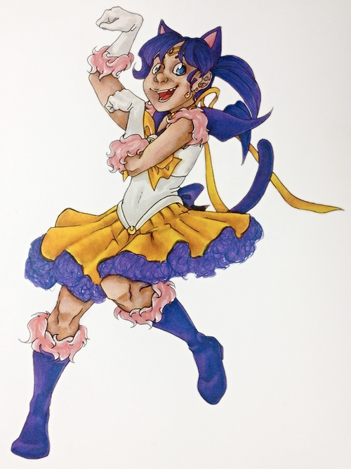 sailor luna