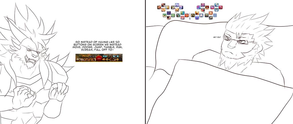GW2 Player vs FFXIV Player