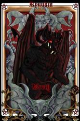 Ryuukin wrath badge