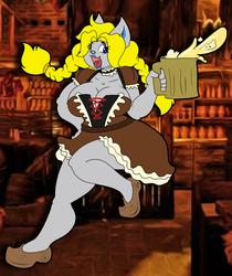 Spooky Sirens! the bork maiden
