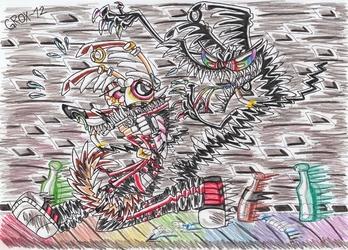 Nicotine demon