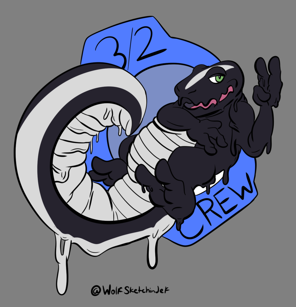 3/2 crew Gatorskunk