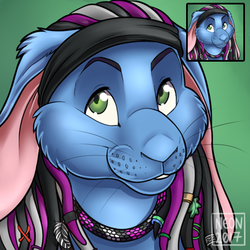 [Commission] Quinten Icon