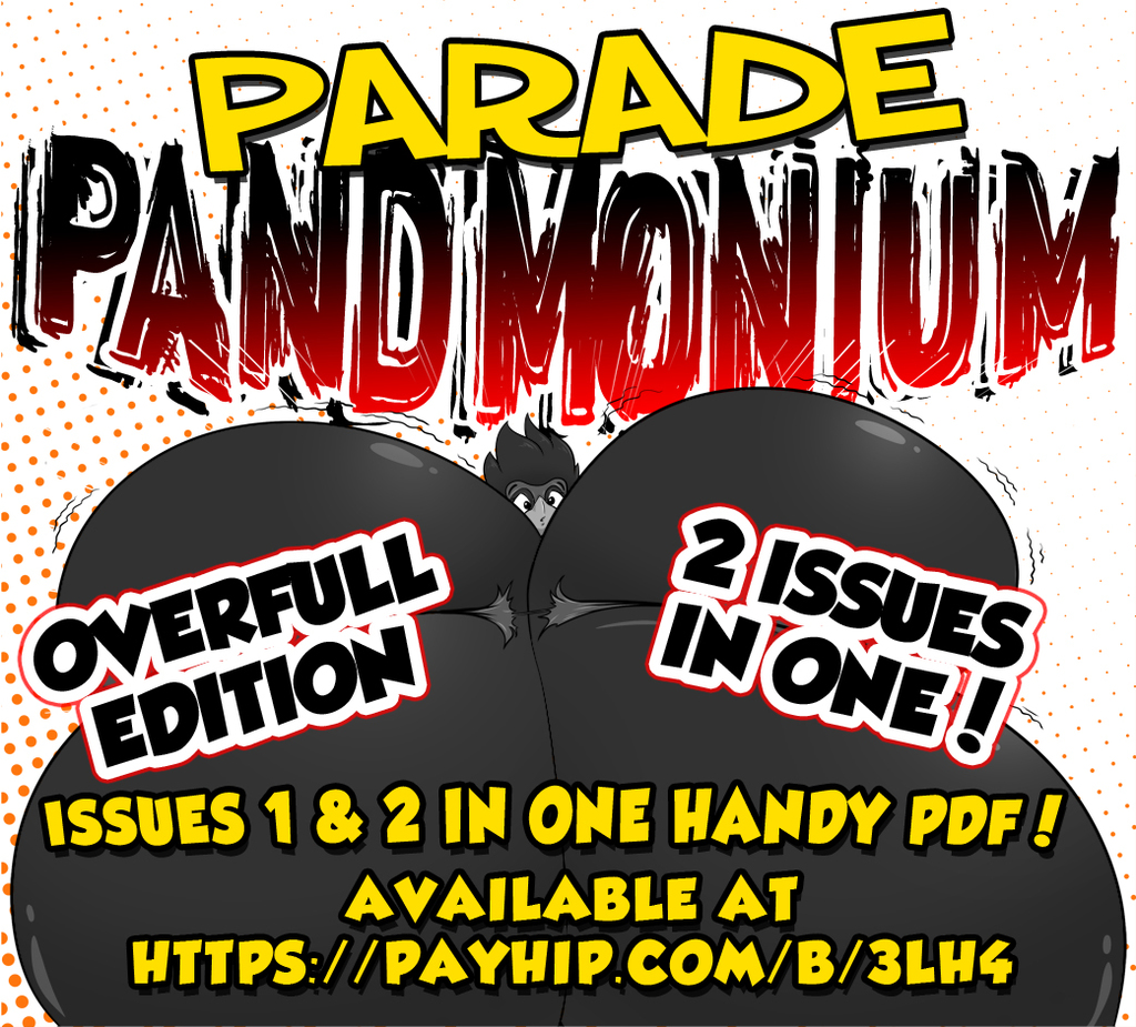Parade Pandemonium: The Overfilled Edition