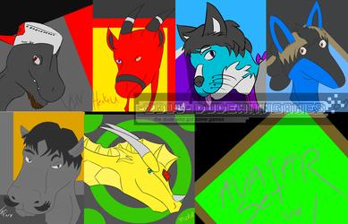 avatar set vol. 1,