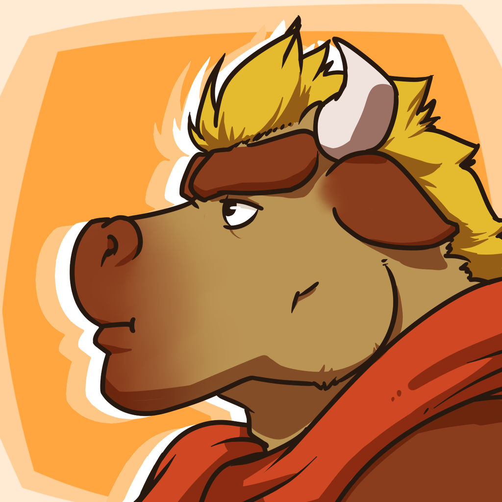 Grump bull