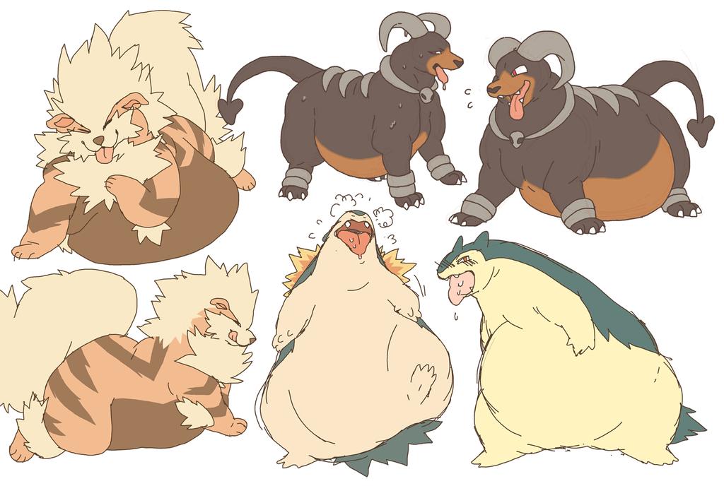 fat pokes