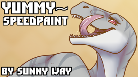 Yummy - Speedpaint