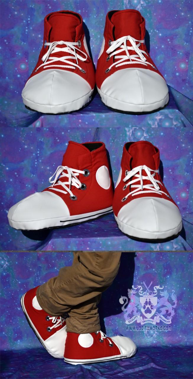 Jupiter Fursuit Sneakers