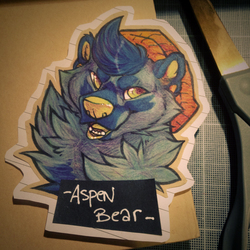 Some Badge or whatever~