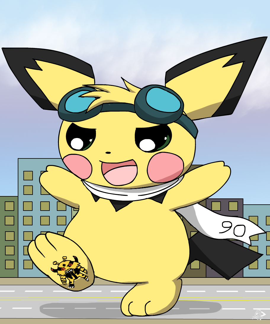 Don't mess with the chu
