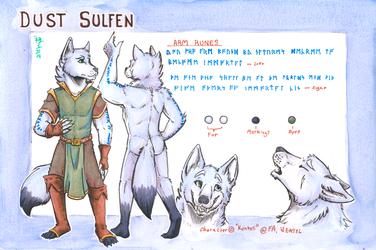 [ref sheet] Dust Sulfen