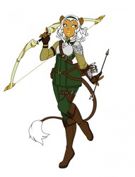 Ranger of Lioncourt
