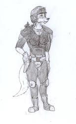 Female Grenadier