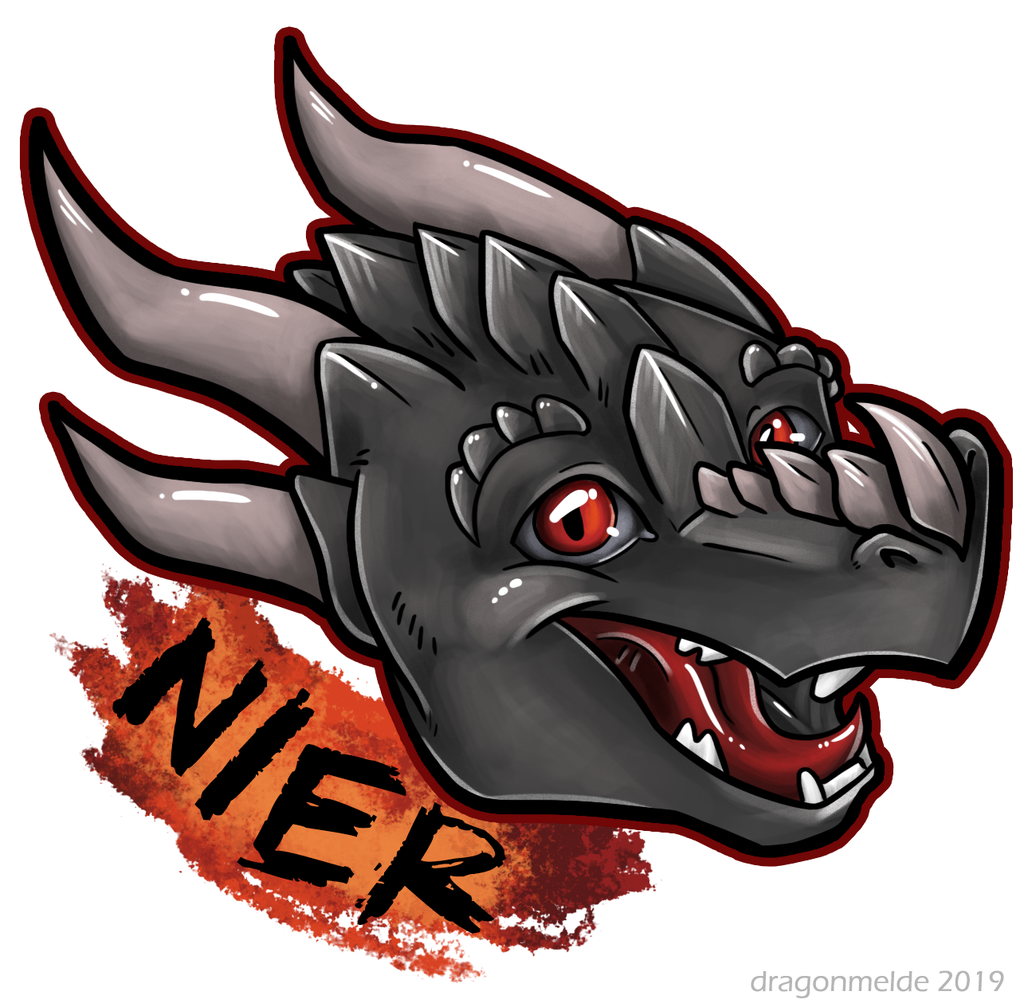 Nier Badge