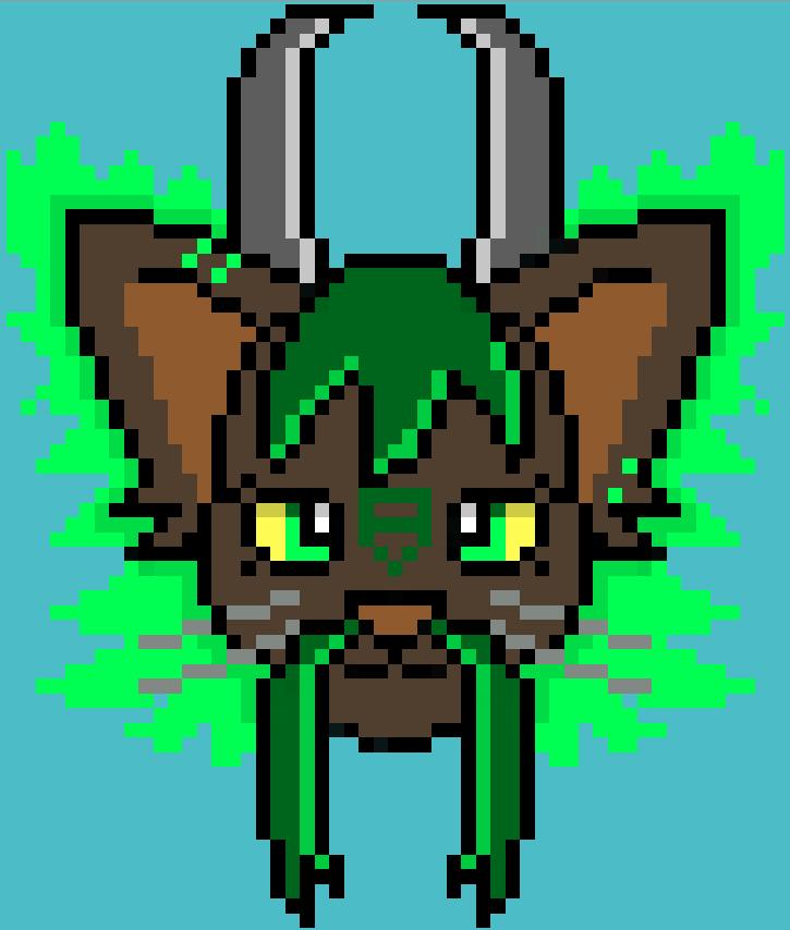 fionaearthsinger pixel icon