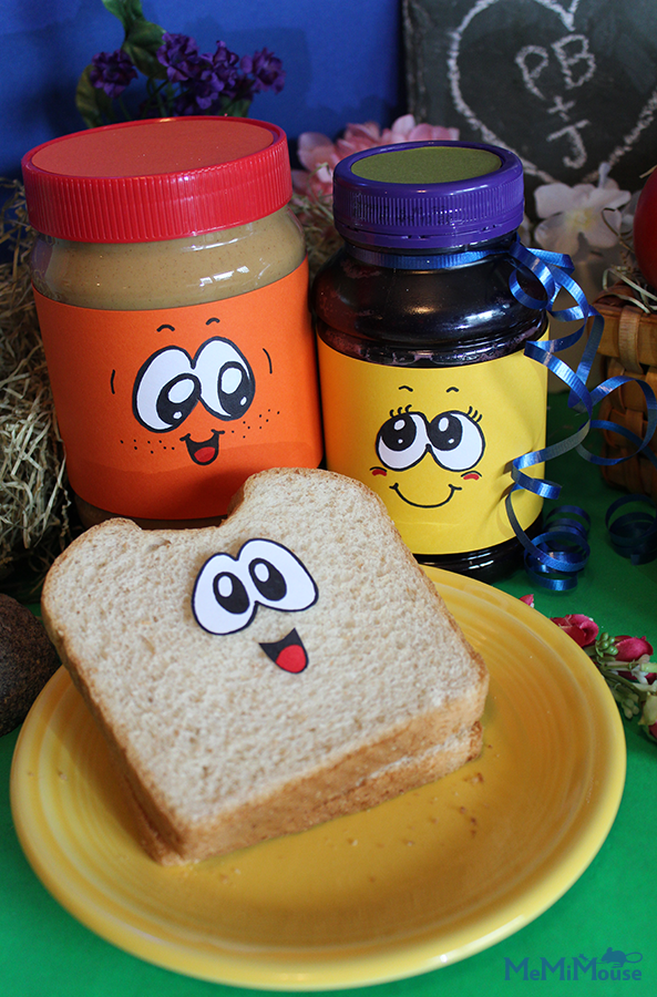 PB and J are BFFs