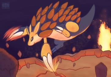 #028 Sandslash