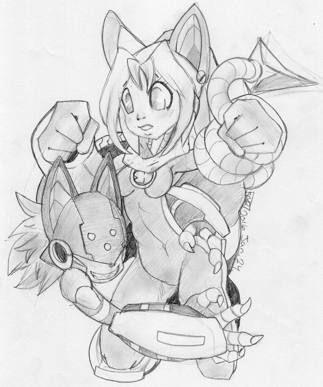 Work Sketch 81