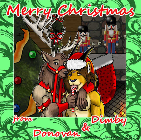 Merry XXX-Mas Card -CLEAN-