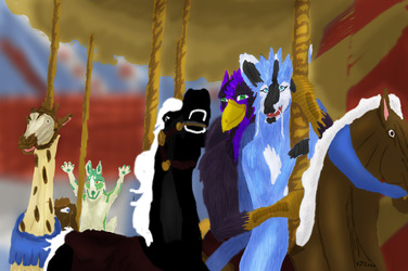 YCH Night at the Merry-Go-Round