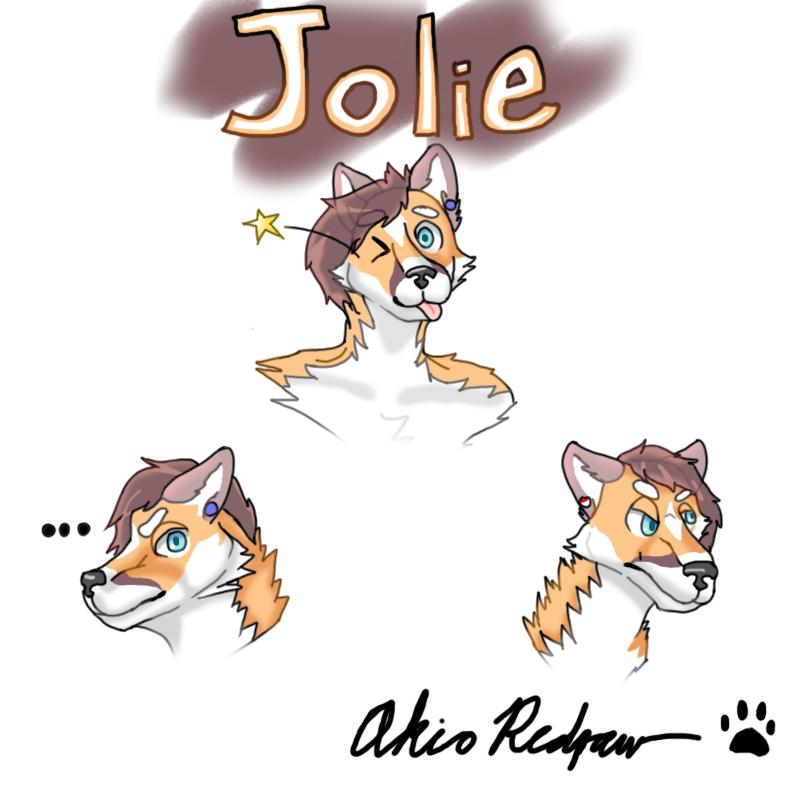 Jolie (Headshots)