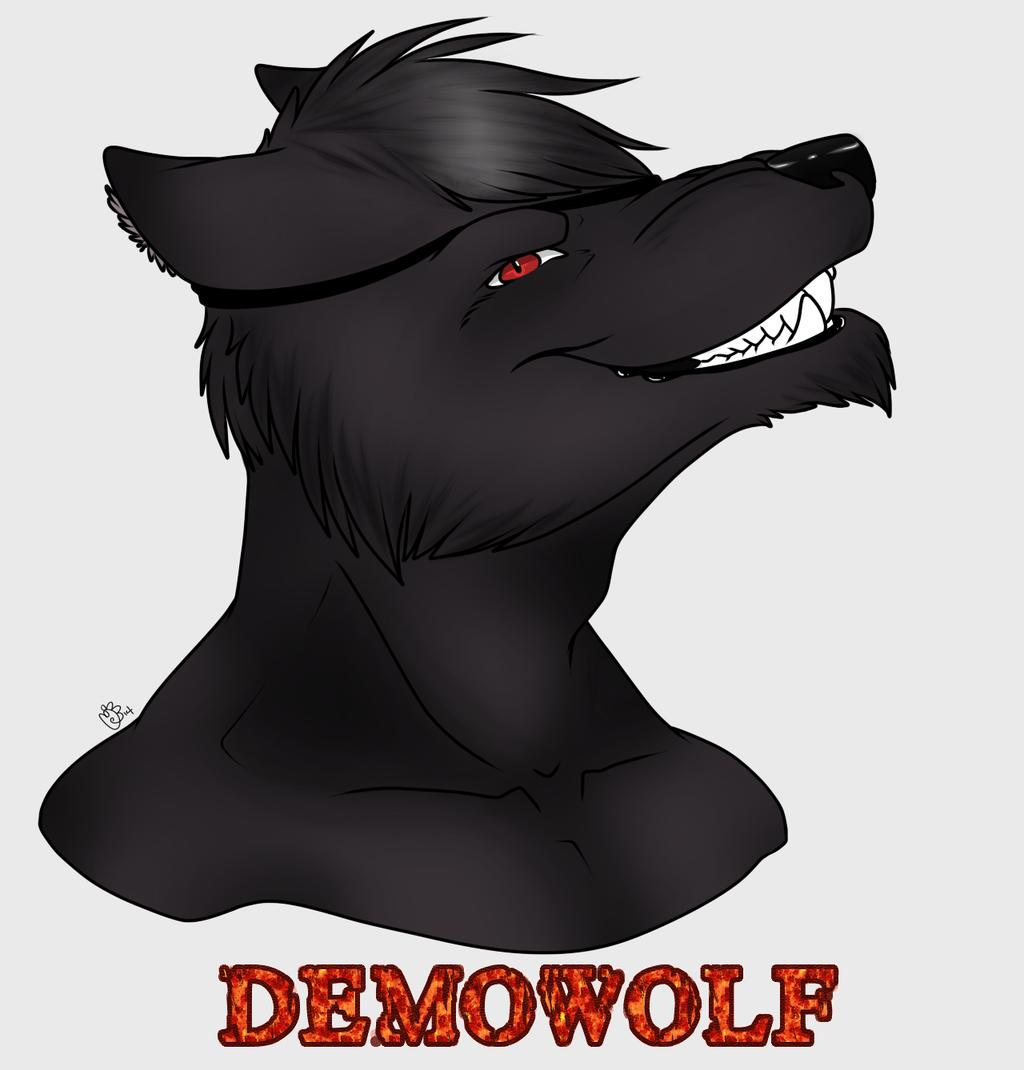 DemoWolf Badge