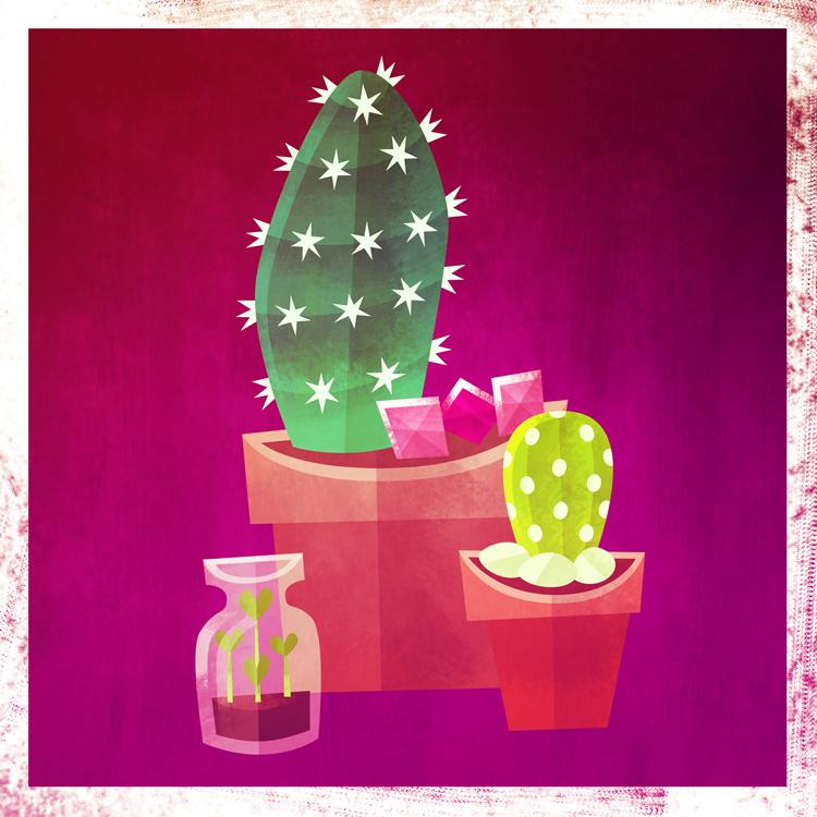Crystals and Cacti