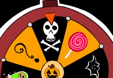 Drawlloween '20 - #7 Spinning Wheel