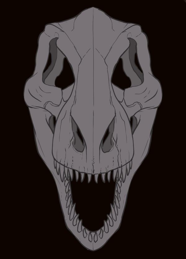 New Rex Skull