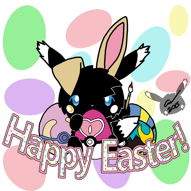 Pikafox Easter