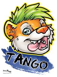 Tango Badge