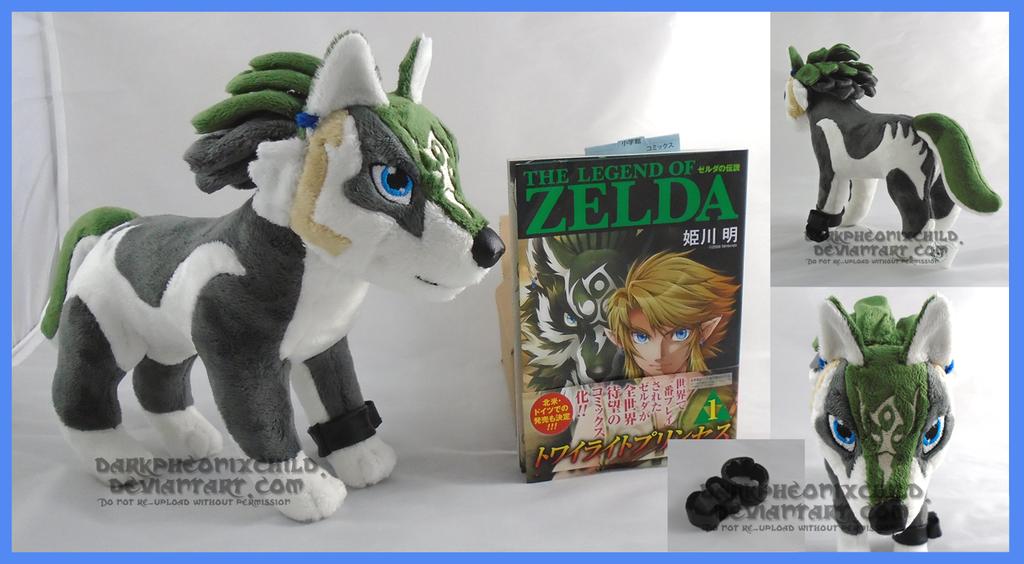 SOLD Wolf Link Twilight Princess