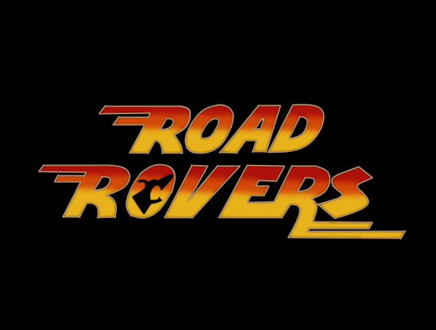 Most recent image: Remastered Road Rovers logo