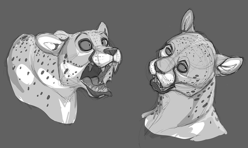 Cheetaaaaaaah Faces